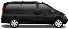6 Seater London Taxi